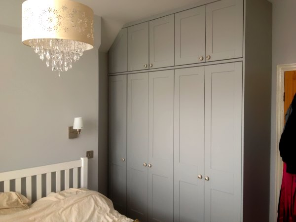 Bedrooms Bespoke Wardrobes In Milton Keynes Heath